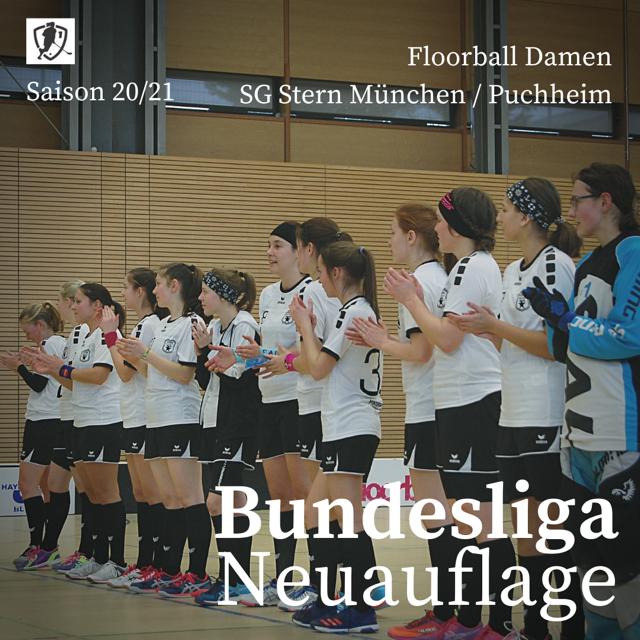 Floorball-Damen in der 1. Bundesliga